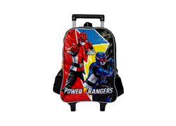 Mochilete-LUXCEL-Power-Rangers-PRETO